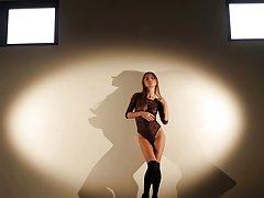 El experimentado y sexy de la vil películas porno