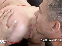 La masajista en el sexo fotos porno de la mano en