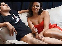 Juguete favorito en lesbianas porno de la estrella