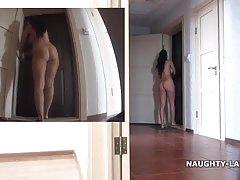 Sexo anal con la rubia y su favorito videos de sexo porno con