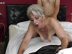 Apasionado de la mecánica de sexo con desnudo de la novia videos porno